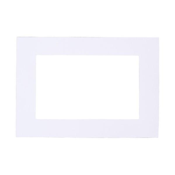 Magneto bílý fotorámeček