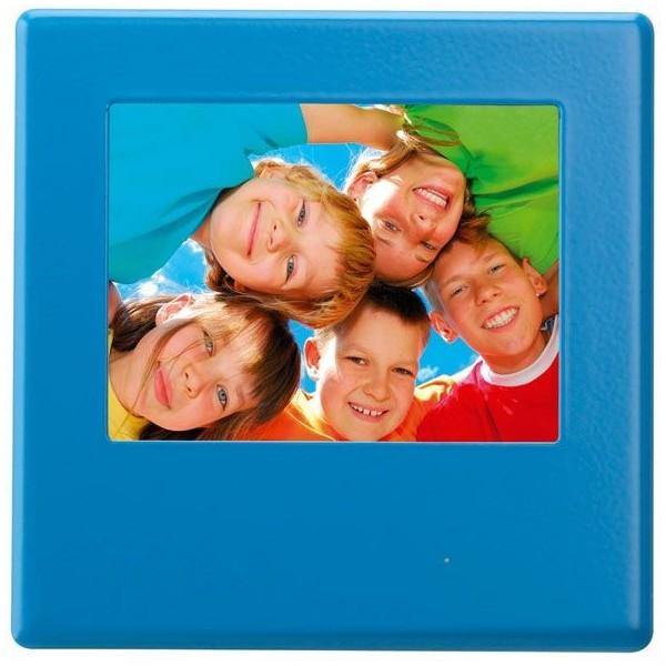 Magnetický fotorámeček - modrý