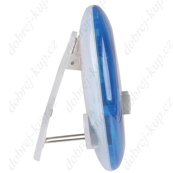 Kuchyňský časovač ALARM kulatý - modrý