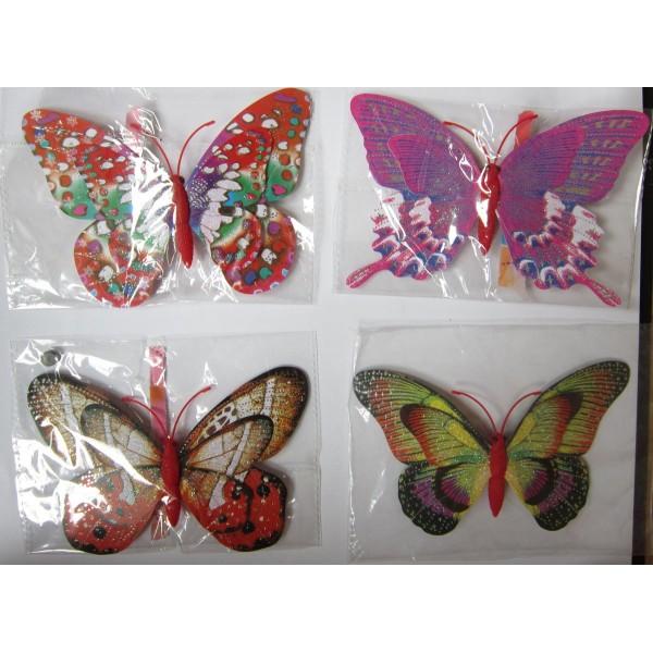 Velký motýl XM3 - 4ks