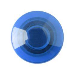 Magnet na ledničku - kulatý,modrý