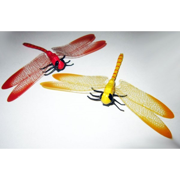 magnetka Vážka - červená