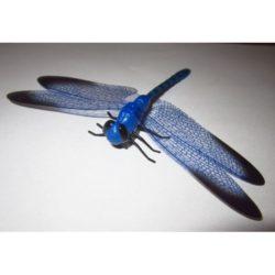 magnetka Vážka - modrá