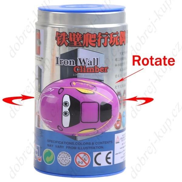 Iron wall climber