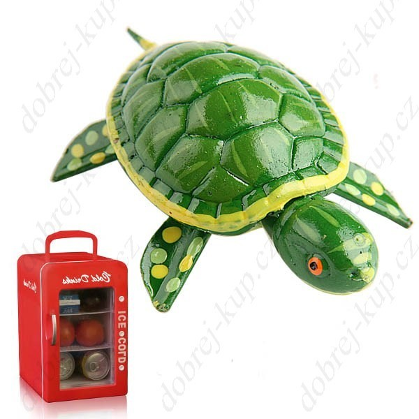 Želva - magnetek