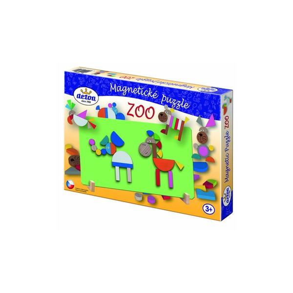 Detoa: Magnetické puzzle ZOO